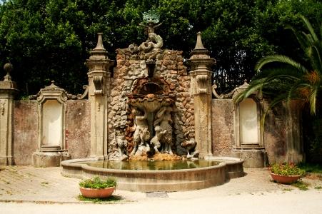 fontana dei fauni01