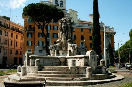 Fontana delle anfore 1