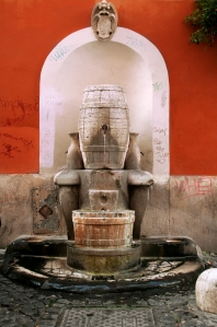 Fontana della Botte 1