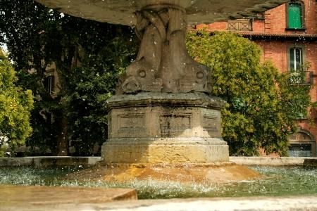 Fontana piazza mastai 10